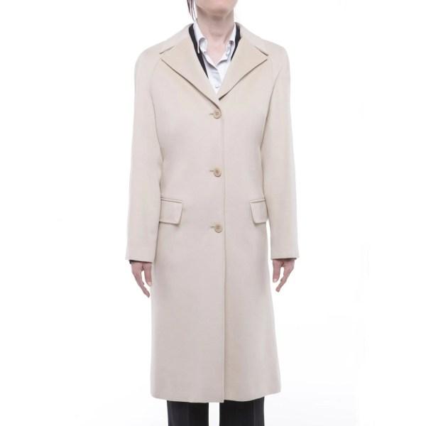 Genny cappotto lana angora