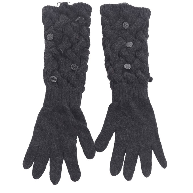 SAVE THE QUEEN - gloves woman in wool