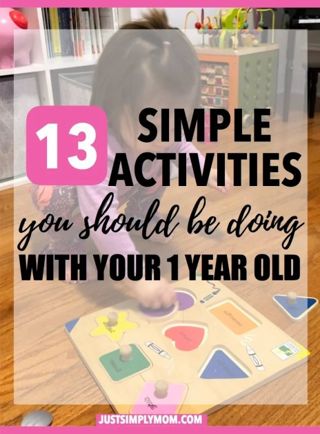 Simple, developmental activities you should do everyday with your toddler to help them learn, even when you're busy. They require no set up or creativity.