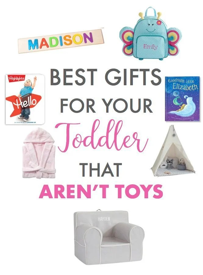 Best Unique Gifts For Your Toddler That Aren't Toys