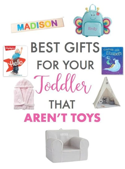 If your toddler doesn't need any more toys, check out these items that they will love. Help your child learn, explore, and play with items that support development or are nice to have.