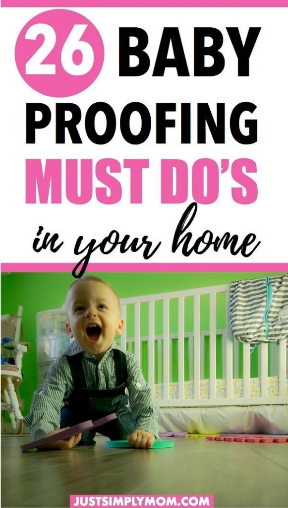 Learn ways to baby proof and get your home ready for your toddler who loves to explore. Decrease safety risks, limit messes, and promote their independence.