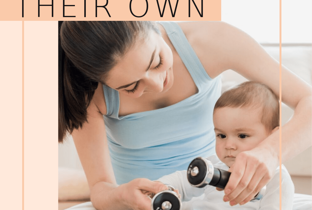 12 Simple Activities to Help Your Baby Sit Up on Their Own