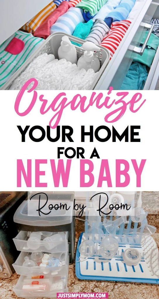 Before you bring home a new baby, make sure your house is organized well. To prepare for the newborn, each room must have specific items to make things more convenient for the parents. Here are some tips on how to prepare each room for baby.