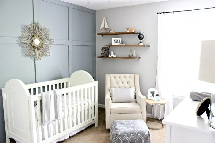 Here are some soft and simple ideas to get you started on your neutral nursery. Inspiration for gender neutral nurseries with white, grey, beige, taupe, or ivory colors.