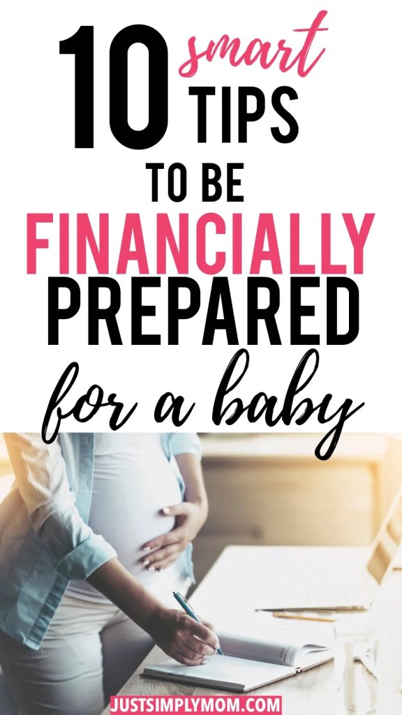 Get financially prepared for your baby and growing family with this important tips. You don't want to be caught surprised with bills you didn't know about. There are also additional tax incentives to have a baby that you should know.