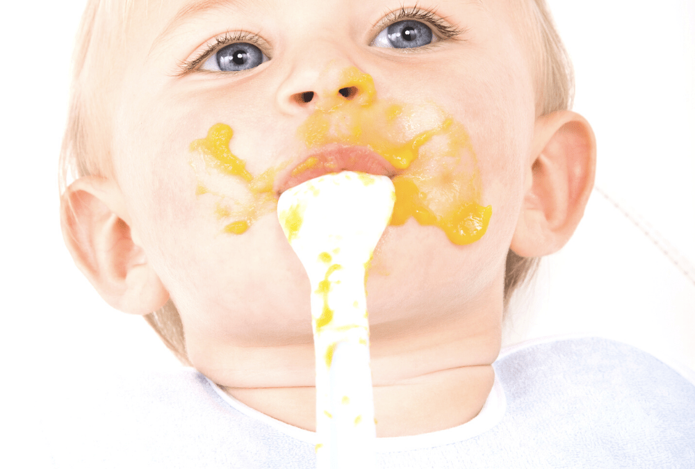 Why You Need to Let Your Baby Feed Themselves