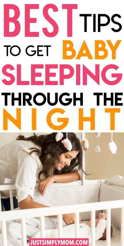 Is your baby waking up every hour and regressing hard in the middle of the night? Sleep training is the best thing you can do for you and your baby. Get your infant sleeping through the night by following these tips for a sleep training method.