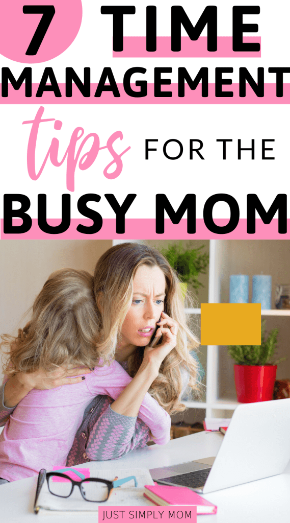 Time management is a skill that busy moms need to be more productive and less stressed. When you have good time management skills, life becomes easier and less overwhelming. You'll be more relaxed and have time for yourself and your family. Having a daily schedule or routine, prioritizing your tasks, and outsourcing what you can makes the daily grind a lot simpler.