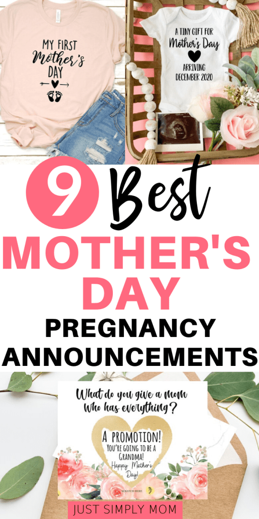 Looking for a unique way to announce your pregnancy to friends, family, or loved ones? Here are some fun ideas to reveal the big news in-person or virtually