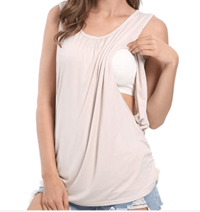 Choosing the best nursing tank can help you to solve several problems in your nursing journey while maintaining comfort and style.