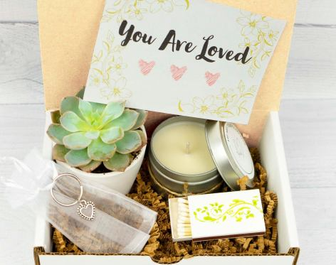 Trying to decide on a gift for someone who lost a baby? This compilation will help you.