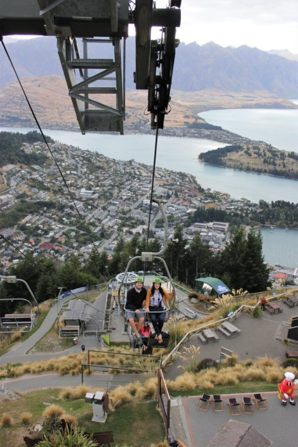 8 Unforgettable things to do in Queenstown New Zealand   Skyline Luge #newzealand #queenstown #simplywander #skylineluge