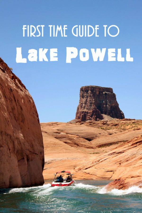 Lake Powell Boating First Time Guide Simply Wander