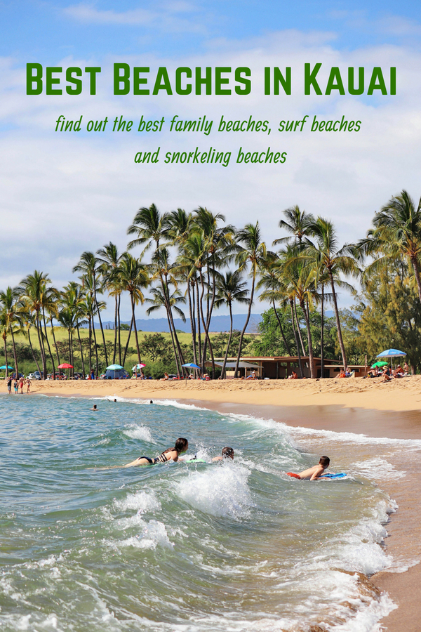 Find Out The Best Beaches In Kauai