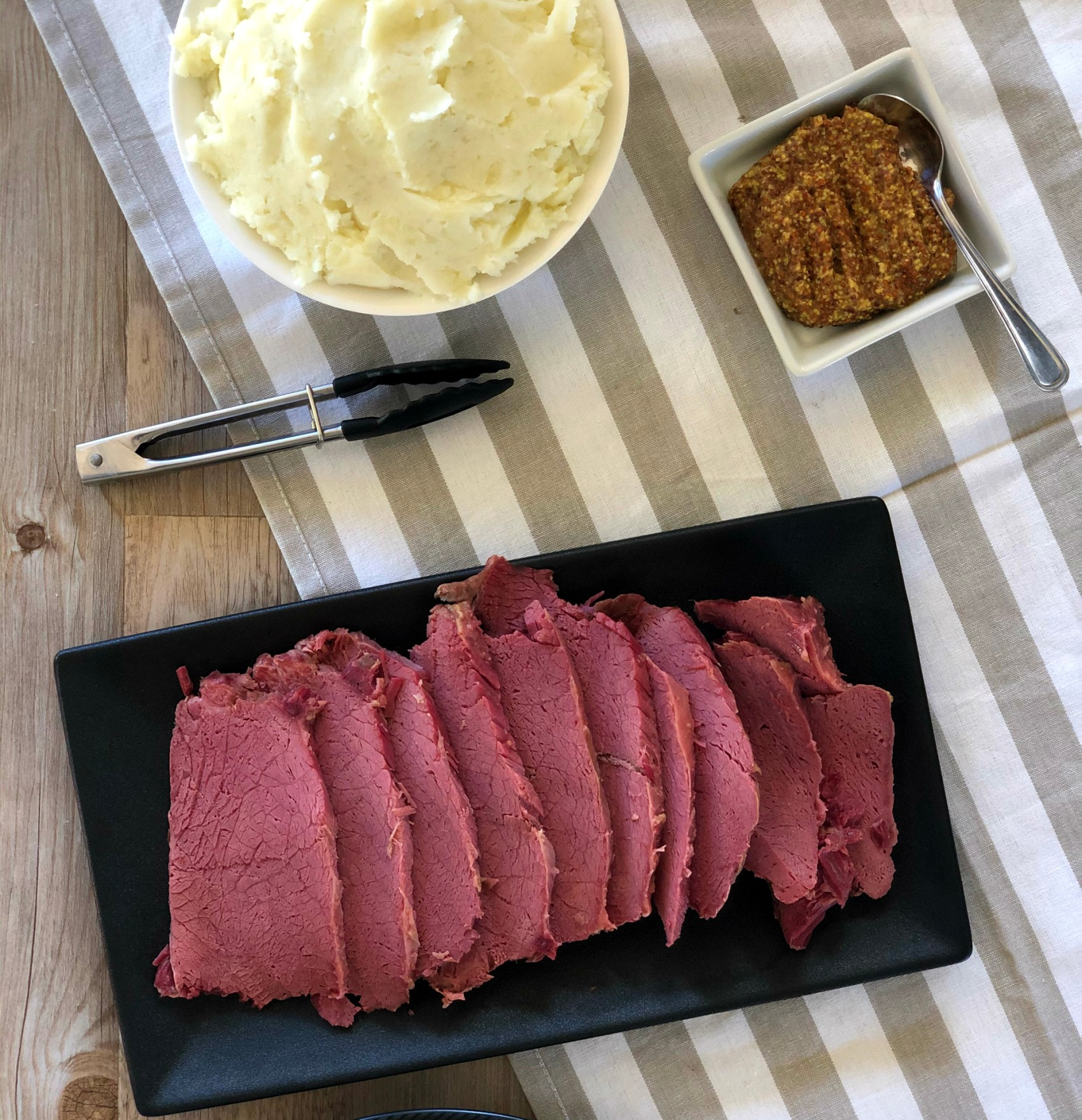 Family Favourite Corned Beef