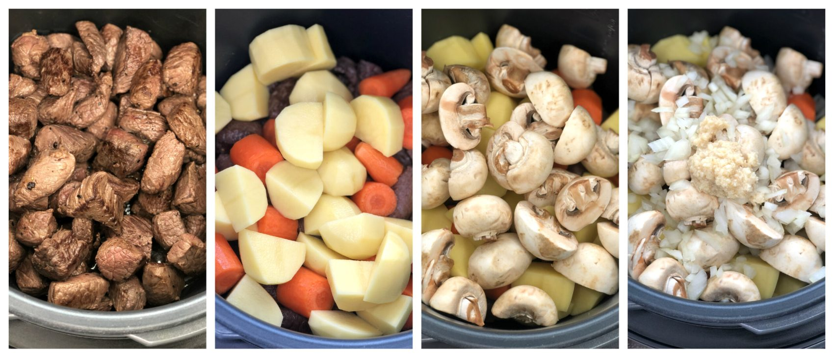 How to make Slow Cooker Beef Stew