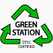 Green Station Certified by DTSC / BAR