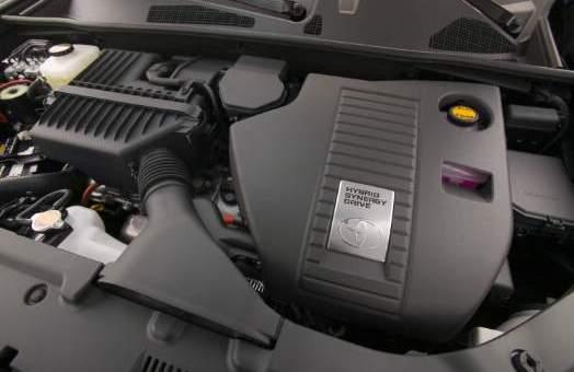 O2 Sensor Monitor Not Ready 2007 Toyota Highlander Hybrid