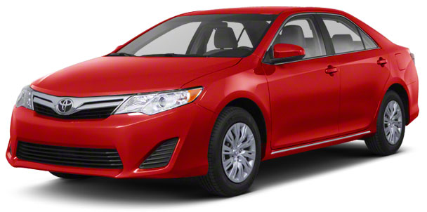 Toyota Camry Failed Smog Check - Not Ready | JUST SMOGS® + REPAIR