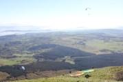 Paragliding, Puy de Dôme, Auvergne