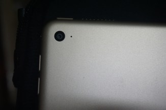 An 8MP sensor with an f/2.4 aperture goes to the back