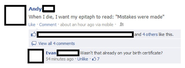 These Are Hands Down The 22 Most Hilarious Comebacks Ever