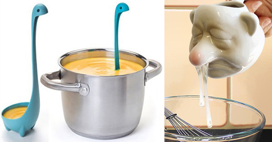 kitchen gadgets flatware 23 creative you needed but didn t know existed