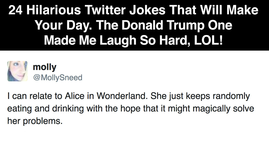 Make Me Laugh Donald