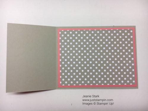 Fun Fold Card- Jeanie Stark StampinUp