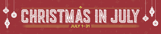 Christmas in July SU