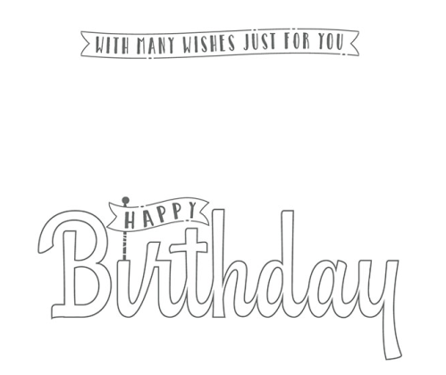 Stampin Up Birthday Wishes For You Stamp Set - For inspiration and ordering visit www.juststampin.com - Jeanie Stark StampinUp