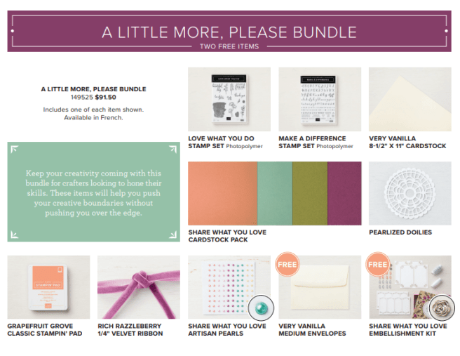Share What You Love A Little More Please Bundle
