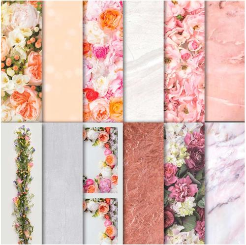 Stampin' Up Petal Promenade Designer Series Paper - Jeanie Stark StampinUp