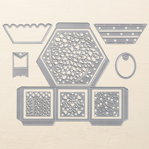 Stampin Up Window Box Thinlits - visit juststampin.com for ideas and inspiration - Jeanie Stark StampinUp