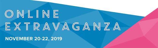 online extravaganza 2019 headline