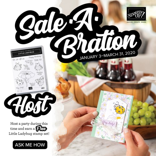 Host Sale-A-Bration