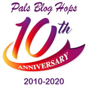 Pals Blog Hop Badge March 2020