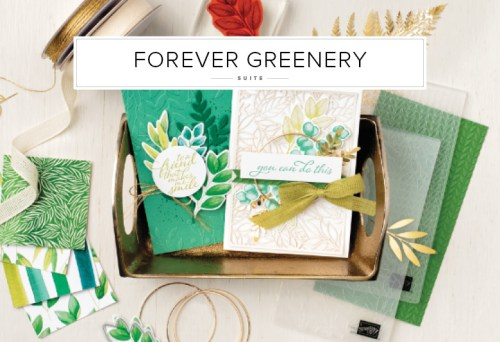 Forever Greenery Suite banner