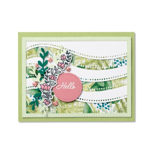 Stampin' Up! Quite Curvy Bundle idea - for more inspiration and ordering information visit juststampin.com - Jeanie Stark StampinUp