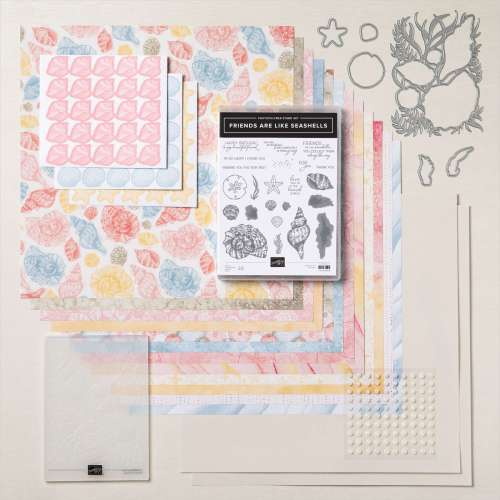 Stampin' Up! Sand & Sea Suite Collection - visit juststampin.com for inspiration and ordering information - Jeanie Stark StampinUp