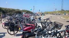 Cycle parking at Wassenaarse Slag