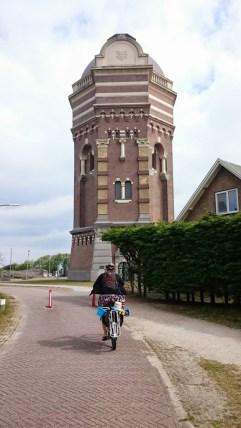Passing Pompstation Scheveningen