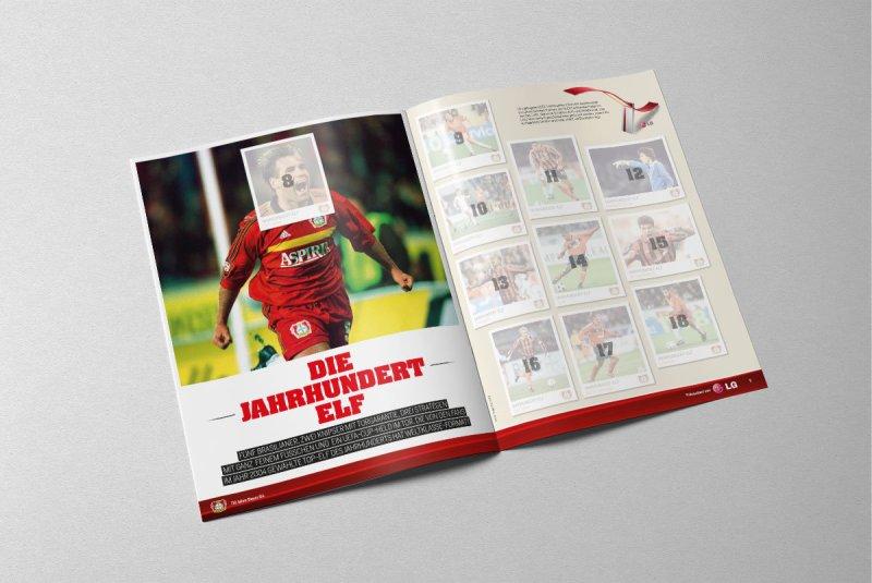 Leverkusen Sammelalbum