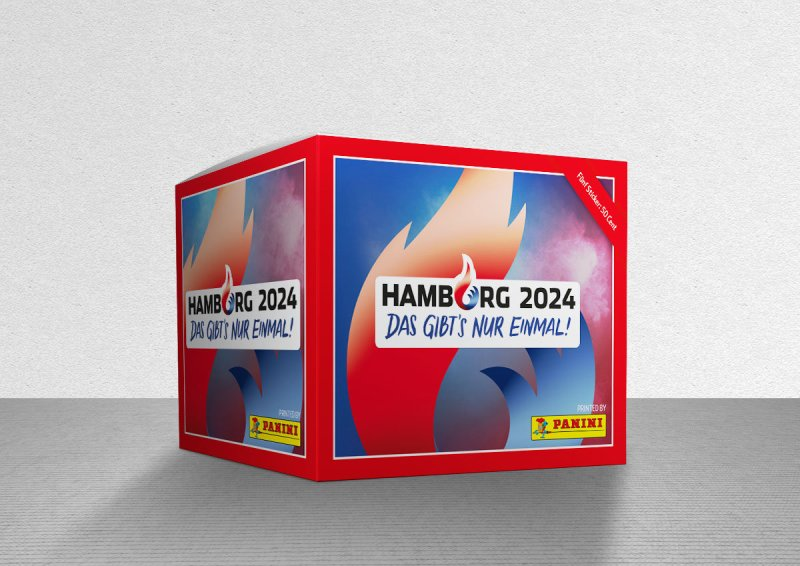 Hamburg 2024 Panini