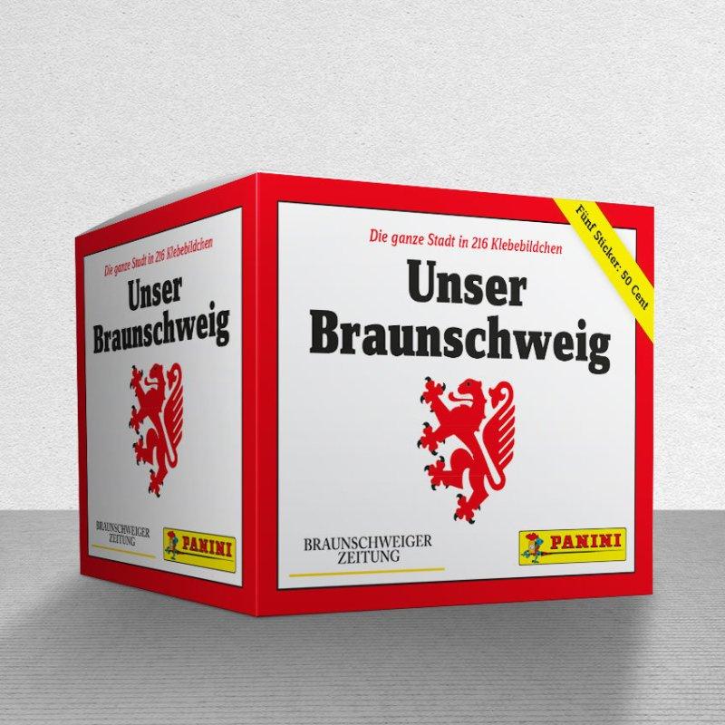 Braunschweig Panini Sticker