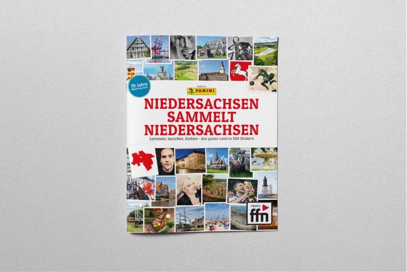 Panini Niedersachsen Sammelalbum