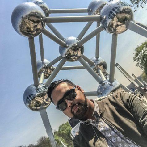 Atomium - Belgium