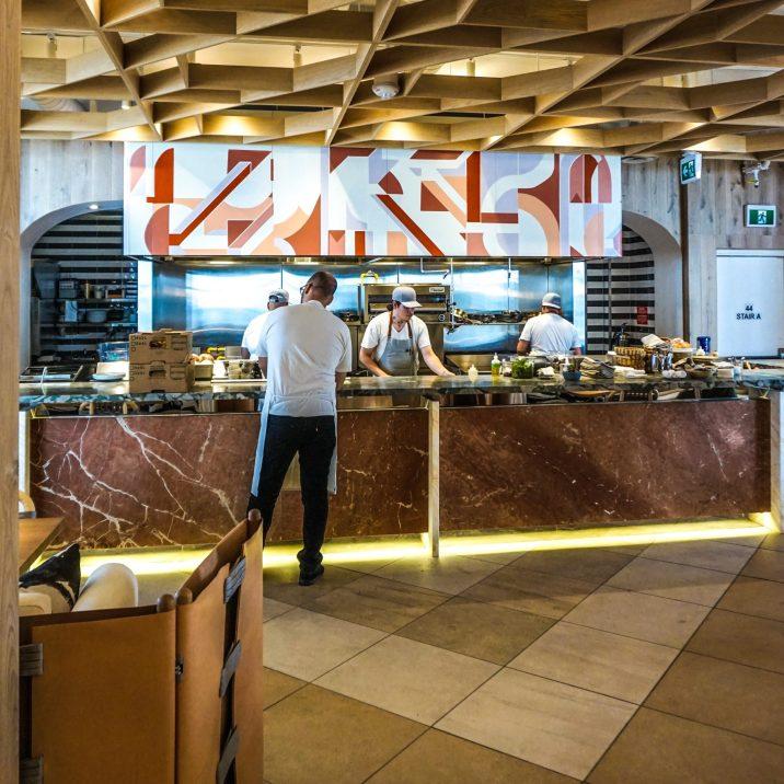 Open Concept Kitchen - KOST Toronto - Bisha Hotel