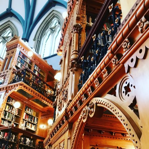 Parliament of Canada - Library